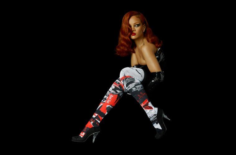 Rihanna for Stance socks