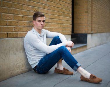Adam Walker The Male Stylist male blogger