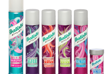 Batiste Stylist Product Range