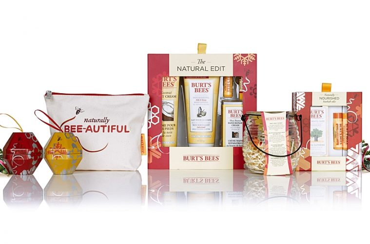 Burt's Bees Christmas 2015 Gift Collection
