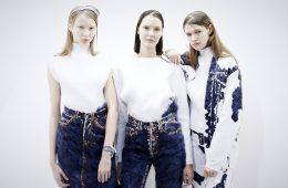 Topshop NEWGEN designers Faustine Steinmetz AW15
