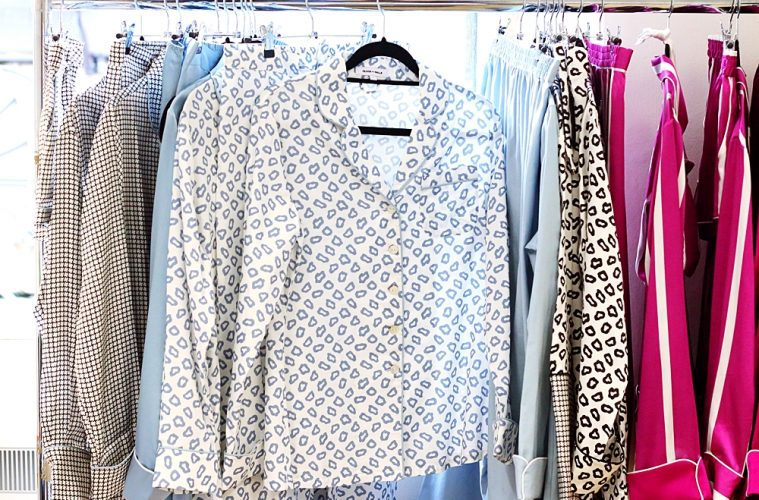 Olivia Von Halle Castillo luxury silk pyjamas and nightwear