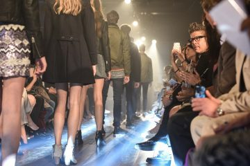Superdry Elite Model Look UK Finalists catwalk