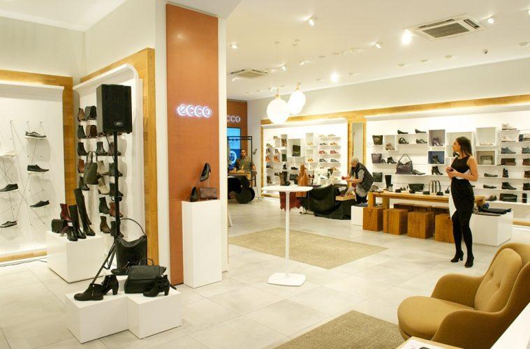 ECCO Oxford Street store launch