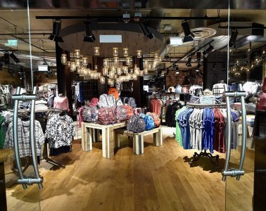Superdry Canary Wharf Store Opening Party