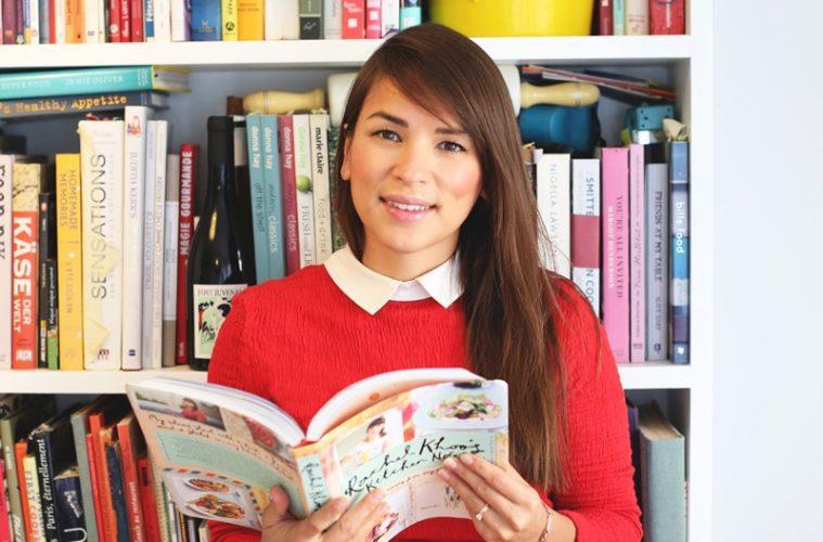 Rachel Khoo British Skin Foundation recipes