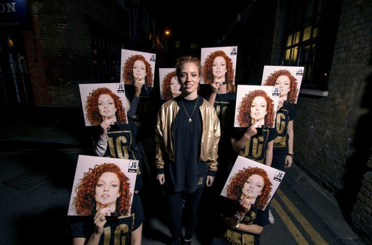 Jess Glynne x Bench collection