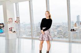 Sophia Webster BFC Vogue Designer Fund
