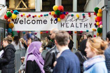 Fair Healthy health and fitness festival London