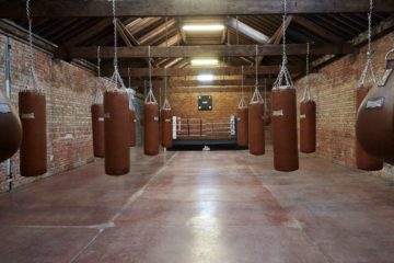 BLOK Fitness London boxing studio
