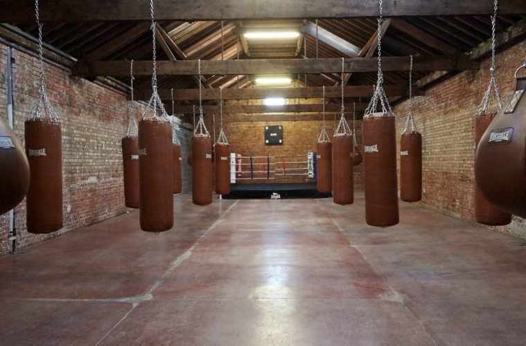 BLOK Fitness London boxing studio