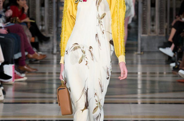 N&S Gaia AW17 catwalk show at London Fashion Week