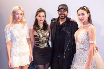 Rocky Star AW17 catwalk show at London Fashion Week