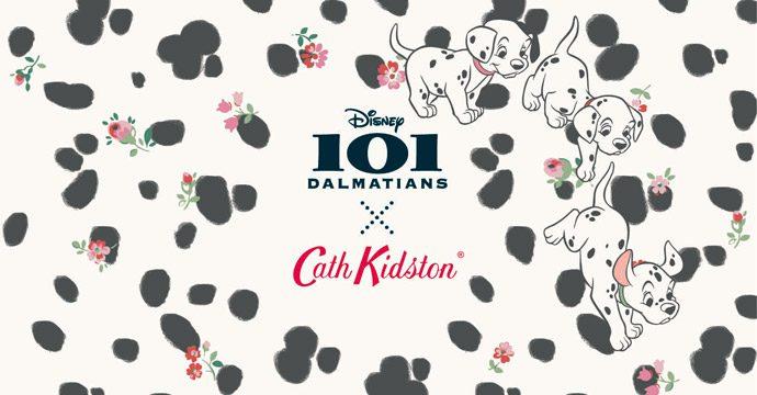 101 Dalmations X Cath Kidston