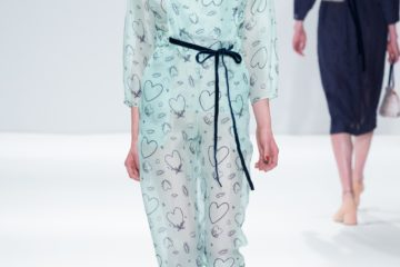 Sabinna AW17 at London Fashion Week
