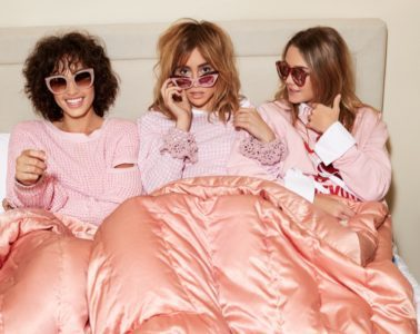 Shopbop Spring 2017 campaign with Suki Waterhouse