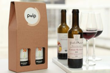 Pulp wine tasting subscription box