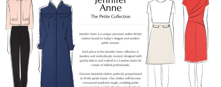 Jennifer Anne petite clothing