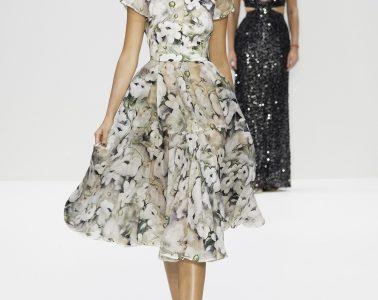 Rohmir SS18 London Fashion Week catwalk show