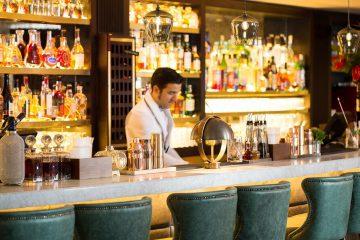 Aviator Bar at HUSH London Mayfair