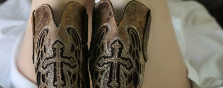 Cowboy boots for AW18
