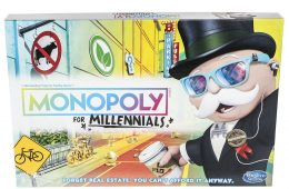 Money doesn't always buy a great time, but experiences, whether they're good - or weird - last forever. Introducing Millennial Monopoly...