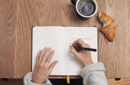 January is a great time to get your life organised. While we may be a week or so into the new year, you may not have a new diary yet or worked out how you want to structure your year yet.